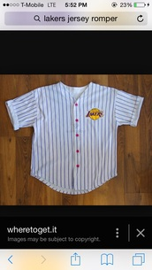 top,lakers,white,yellow gold