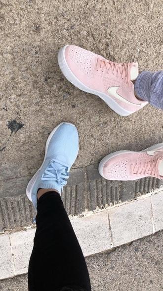 shoes the blue