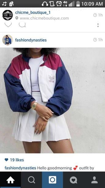 jacket adidas tracksuit