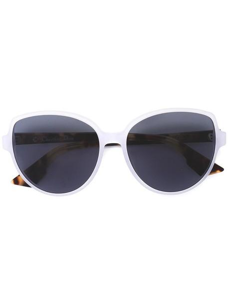 Dior Eyewear women sunglasses brown