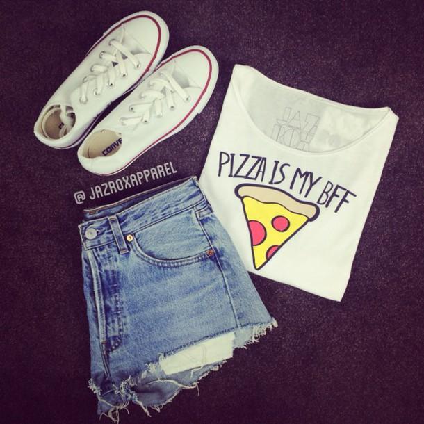 top pizza food jazrox bff