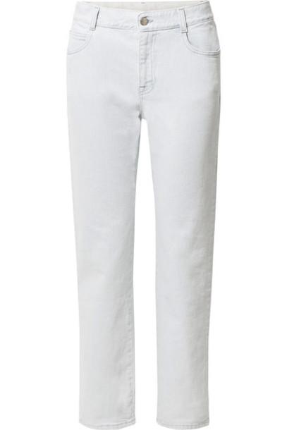 Stella McCartney jeans boyfriend jeans denim boyfriend light