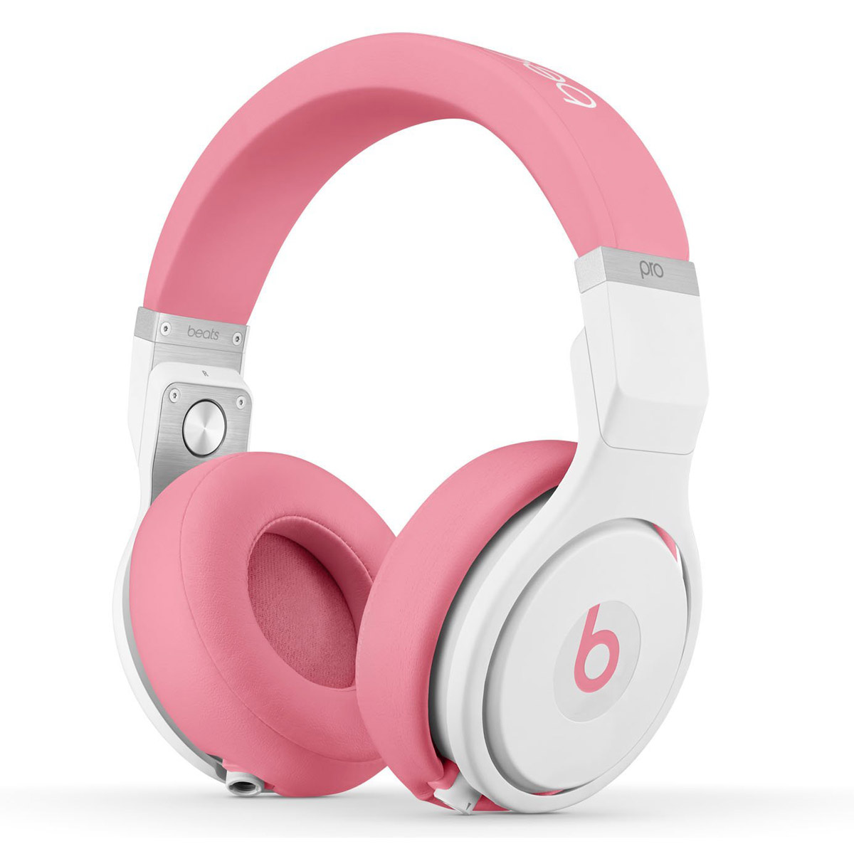 Beats by Dr Dre | Pro Over-Ear Headphone - Nicki Minaj Pink | FrontRowElectronics.com