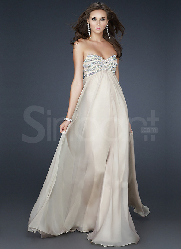 dress floor length prom dress