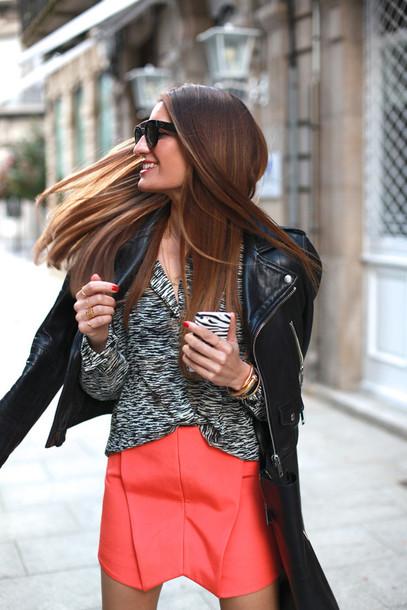 b a r t a b a c skirt shirt jacket shoes bag jewels sunglasses