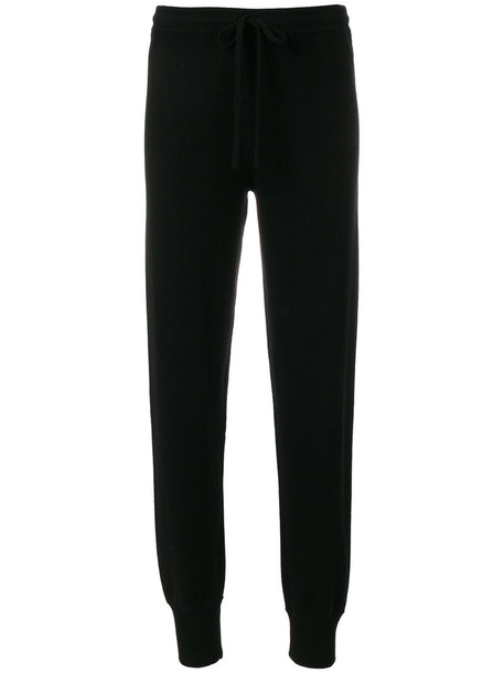 theory pants women athletic black