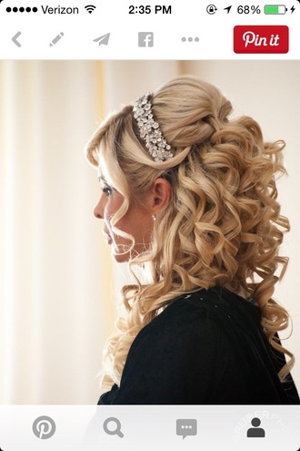hair accessory crystal headband prom dress hair band head jewels