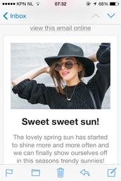 sunglasses,fashion,cool,peace,clothes,fashionista,blavk,beautiful,black,mail,where tiger,stuff