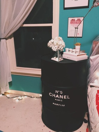 home accessory paris n5 chanel parfum
