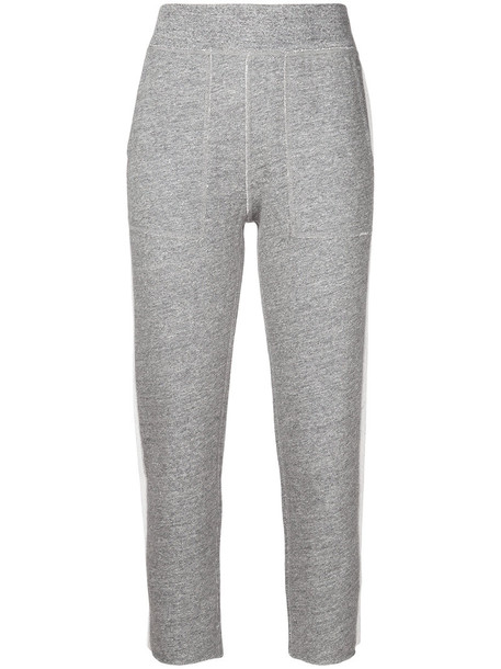 Rag & Bone pants track pants women cotton grey