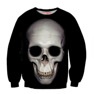 sweater clothes girly grunge tumblr punk cool tumblr shirt sexy fashion black black and white tumblr outfit london indie japan blogger goth music celebrity style brands swag halloween halloween costume jumper sexy sweater boyfriend sweater sublimation sweater all over printed sweatshirts skater skull skull sweater goth hipster heavy metal skeleton misfits guns and roses horror guitar vampire diares rock emo american horror story youtuber google chest x-ray doctor who the vampire diaries the hunger games grey's anatomy menswear mens sweater mens t-shirt breaking bad game of thrones marvel rocky horror picture show skins star wars trainspotting tumblr sweater back to school harry potter friday band t-shirt the bling ring