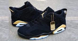 shoes black gold jordans nike black jordans