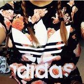 top,adidas floral,adidas floral t-shirt,adidas t-shirt,adidas t shirt,roses,floral,floral print top,floral print t-shirt,Floral printed t-shirt,brand,adidas originals,cute,sportswear,sport top,sports top,floral top,floral blouse,floral shirt,roses print top,preppy,casual top,floral women adidas,floral adidas top,women,women floral tshirt,adidas,blouse,28719,t-shirt