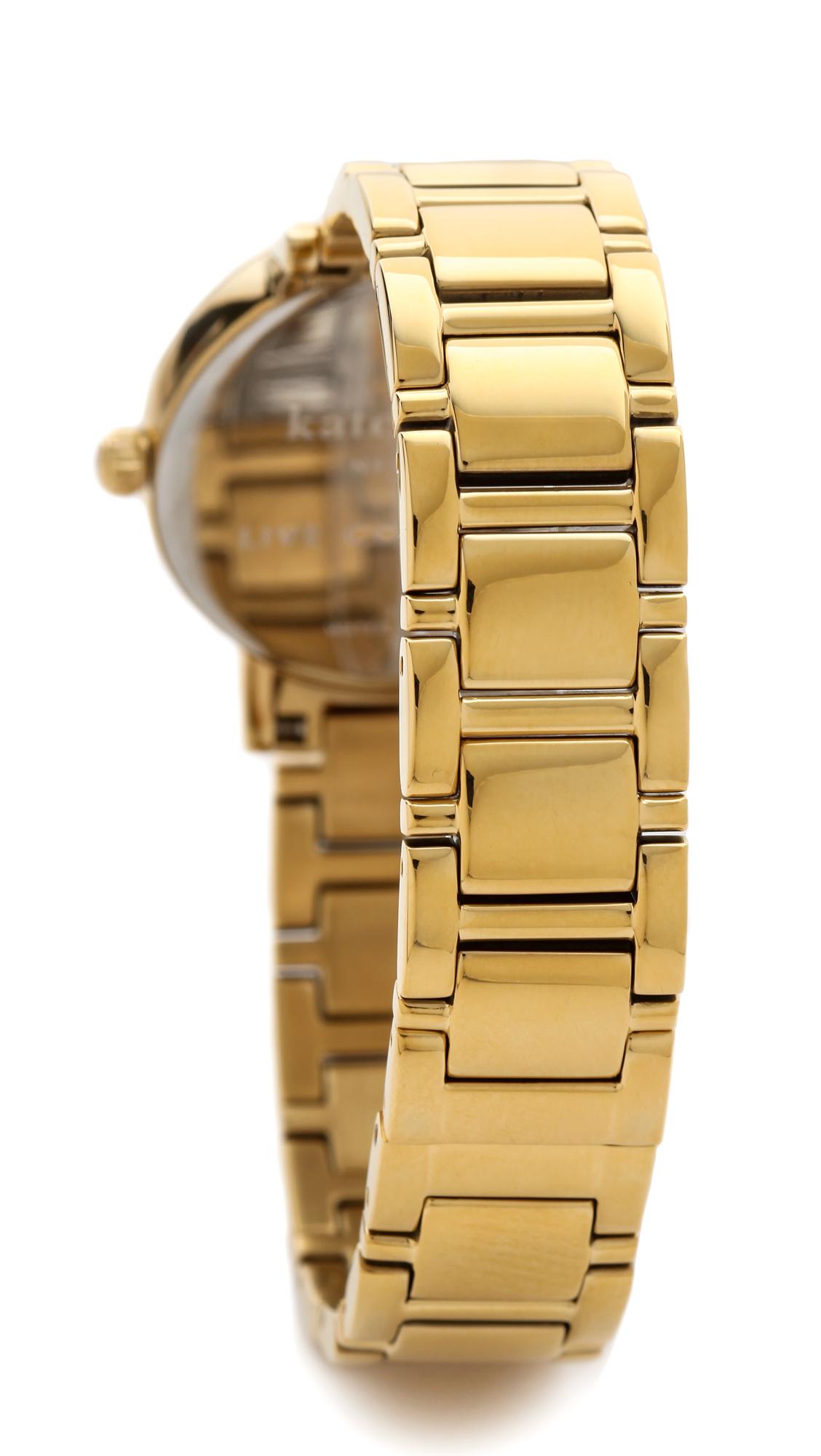 Kate Spade New York Gramercy Bracelet Watch | SHOPBOP