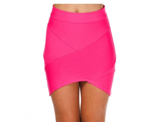 skirt clothes hot pink