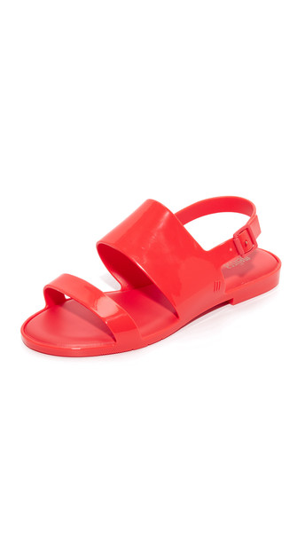 Melissa Classy Sandals - Red
