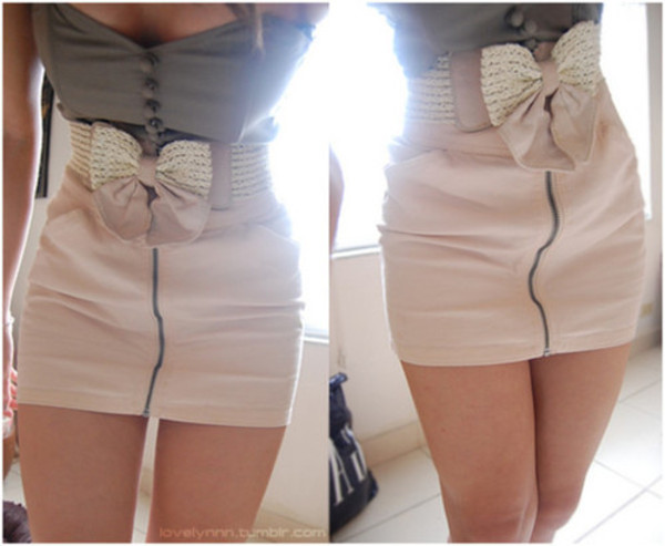 dress girly mini dress beige dress