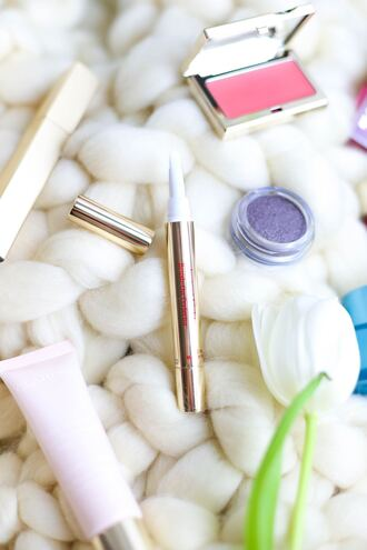 make-up skin care tumblr eye shadow lip balm concealer