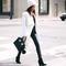 Black & white street style | e's life & style