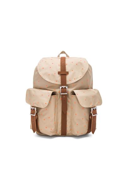 Herschel supply Co. backpack tan