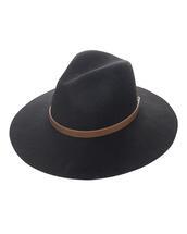 hat,fedora,black,black hat,black fedora,wool,wool hat
