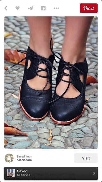 shoes black black shoes cute girly girl nice old school