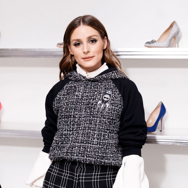 sweater olivia palermo blogger blogger style hoodie