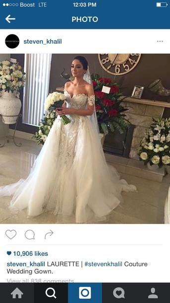 Image Result For Steven Khalil Bridal Gowns For Sale