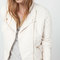 Bershka quilted detail imitation leather jacket - coats & jackets - bershka united kingdom