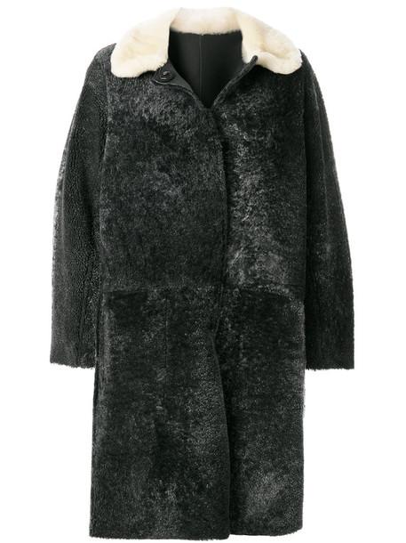 Sofie D'hoore coat fur women grey
