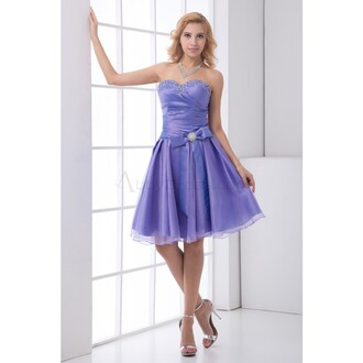 purple dress bow dress