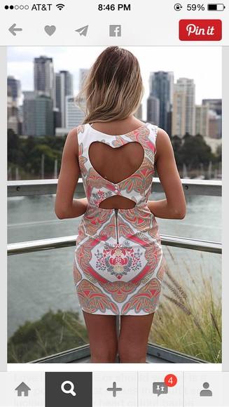 dress fitted dress homecoming dress bodycon dress cutoutdress cocktaildresses