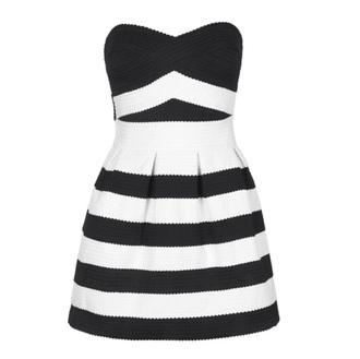 dress striped dress beautiful ball gowns pretty dress!