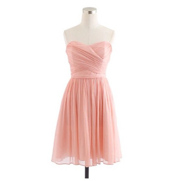 Prom Dresses Instagram Dress Strapless Pink Long Prom