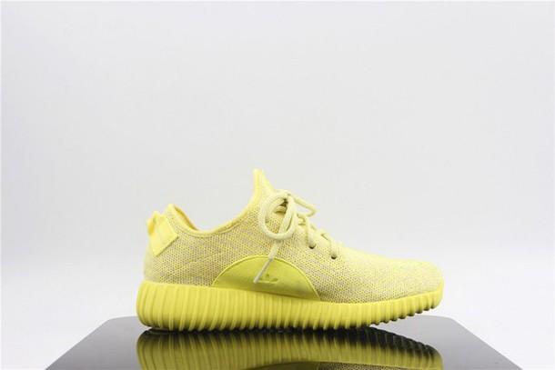 shoes, lemon, fashion, adidas, yeezy