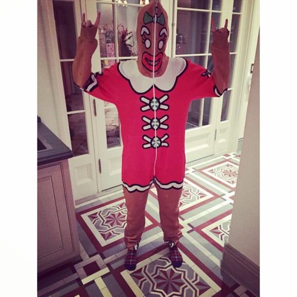 pajamas christmas funny shirt onesie costume