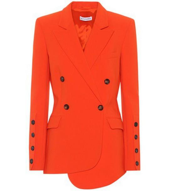 Altuzarra blazer red jacket