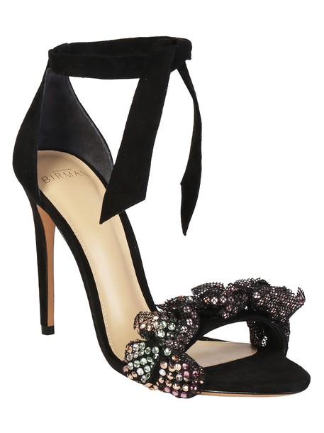 Alexandre Birman black shoes