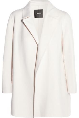 jacket wool cream