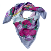 scarf,classic,alpha gypsy,valentine's day,valentine's day gift udea,valentine's day the perfect gift,romantic,roses,stripes,silk scarf,square scarf,luxury scarf,valentine's day gift for her,purple scarf,soft scarf,valentine's edition,beautiful scarf,luxury accessories,free shipping,2014 pantone,2014,2014 scarfs,2014 scarfs trends,2014 scarves trend