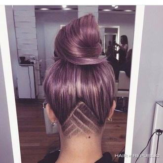 hair accessory hair purple haircut accessories purple hair