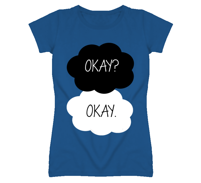 Okay Okay Clouds Popular T Shirt