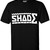 SHADE Short Sleeved T-shirt - Black – SHADE London