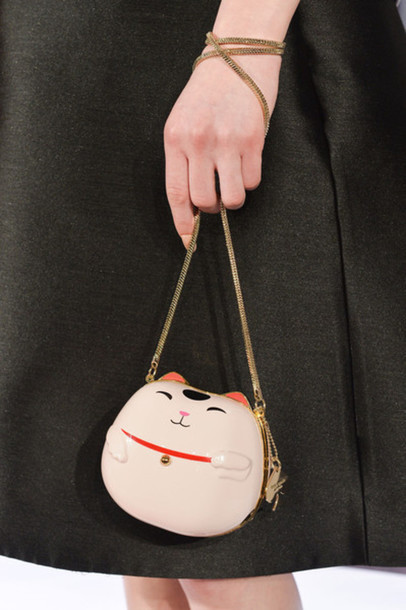 bag purse kawaii japanese chinese korean fashion cute need to have cats