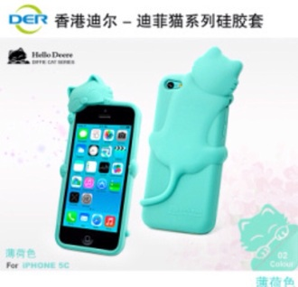 phone cover turquoise iphone case cats iphone 5c