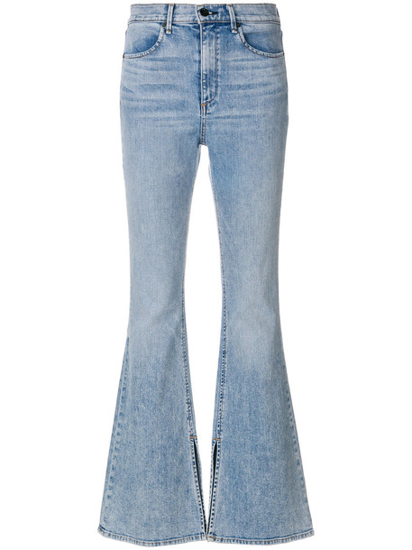 Rag & Bone jeans women light cotton blue