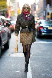 coat,fendi,elsa hosk,model off-duty,streetstyle,fall outfits,fall colors,victoria's secret,victoria's secret model