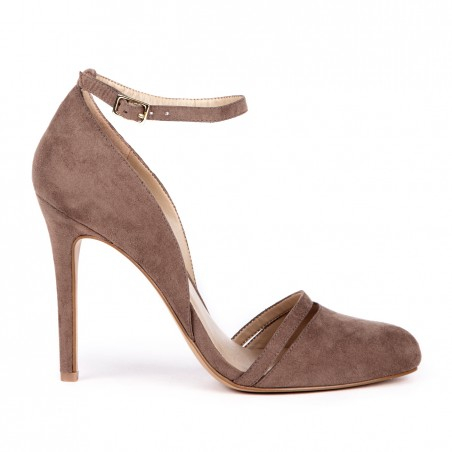 Sole Society - Ankle strap pumps - Audra - Dark Grey
