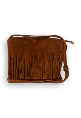 Fringe Tas Cognac - The Sting