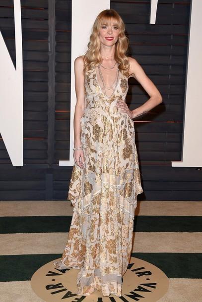 dress gown jaime king oscars 2015 red carpet dress